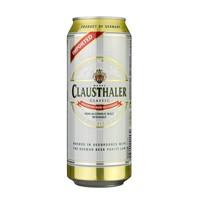 Clausthaler 0.5 ж/б б/а